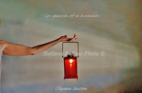 Diogenes Lantern Stefania Bufano Photo